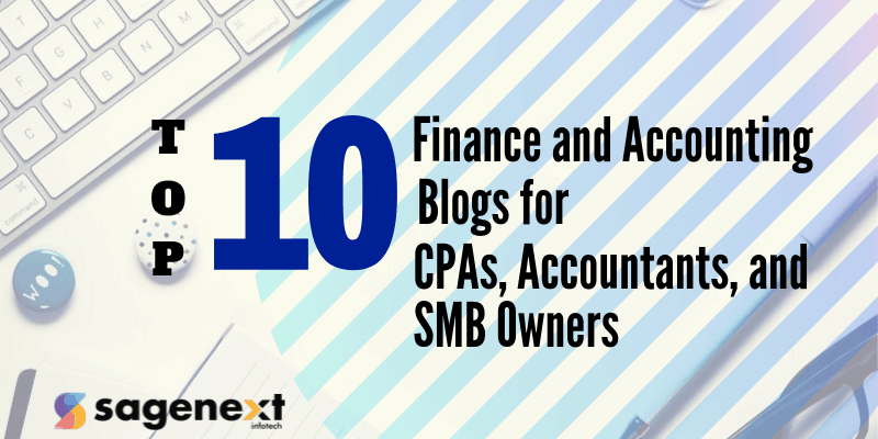 Top 10 Blogs For CPAs, Accountant, and SMB Owners