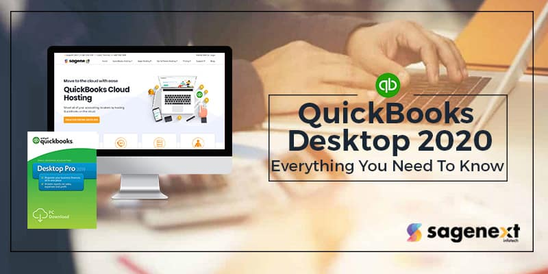 QuickBooks Desktop 2020 Released