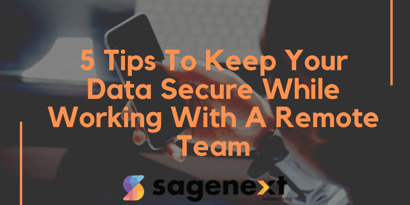 5 ways to keep data secure when on cloud