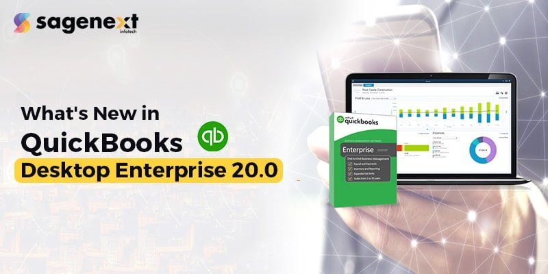 QuickBooks Enterprise 2020 New Release