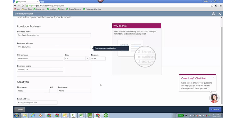 How to Set up Payroll in QuickBooks?