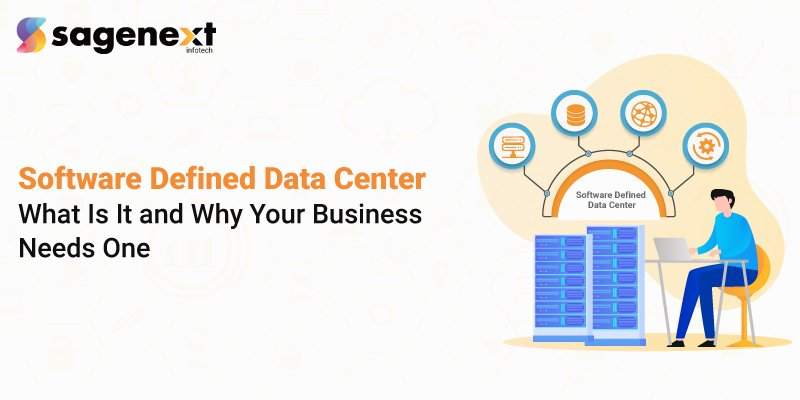 Software defined data centre